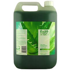 10% OFF Aloe Vera Foam Bath 5Ltr (order in singles or 2 for trade outer)