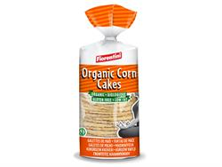 Fiorentini Organic Corn Cake 120g (order in singles or 12 for trade outer)