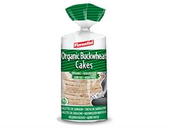 Fiorentini Organic Buckwheat Cake 100g (order in singles or 12 for trade outer)