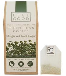 10% OFF Organic Green Coffee- 14 coffee bags per box