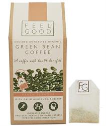 10% OFF Organic Green Coffee (Peach Flavour)14 coffee bags