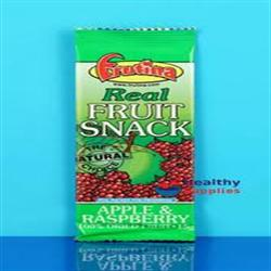 Raspberry & Apple Dried Fruit Bar 15g (24 for a case) (order 24 for retail outer)