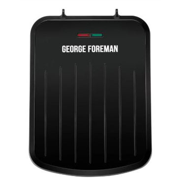 GEORGE FOREMAN Small  | 2 Portion | Fit Grill | Black