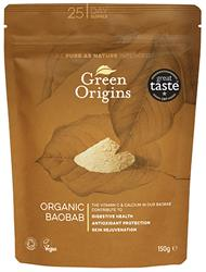 Organic Baobab Powder (Raw) 150g