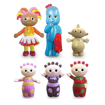 IN THE NIGHT GARDEN In The Night Garden | 6 Figure Character Pack|18m+