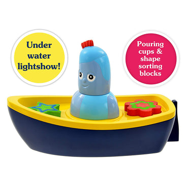 IN THE NIGHT GARDEN In The Night Garden | Igglepiggle Boat | 12m+