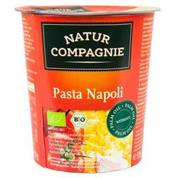 10% OFF Tomato and garlic organic Pasta Napoli 59g (order in singles or 8 for trade outer)