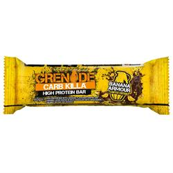 Carb Killa Banana Armour 60g (order 12 for retail outer)