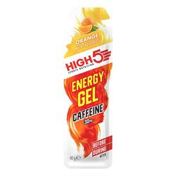 40% OFF Energy Gel Caffeine Orange 40g (order 20 for retail outer)