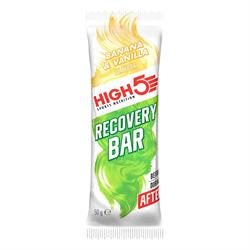 10% OFF Recovery Bar Banana & Vanilla 60g (order in multiples of 5 or 25 for retail outer)