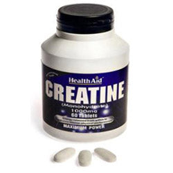 Creatine Monohydrate 1000mg - 60 Tablets