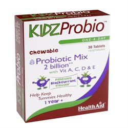 Kidz Proboi (2 billion) - 30 Tablets