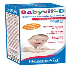 Babyvit-D drops 50 ml