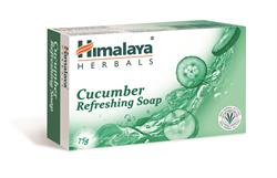 Cucumber Refreshing Soap 75g (order in singles or 90 for trade outer)