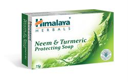 Neem and Turmeric Protecting Soap 75g (order in singles or 90 for trade outer)