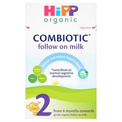 HiPP Organic Follow on Milk 800g (order in singles or 4 for trade outer)