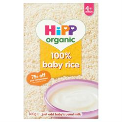 Baby Rice - 160g (order in singles or 4 for trade outer)