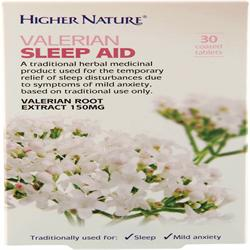 Traditional Herbals Valerian Sleep Aid