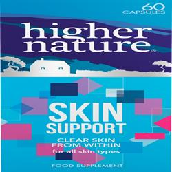 10% OFF Skin Support 60 capsules