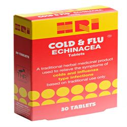 Cold & Flu Echinacea 30 tablets
