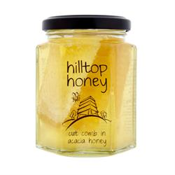 10% OFF Cut Comb In Acacia Honey 340g (order in singles or 4 for retail outer)