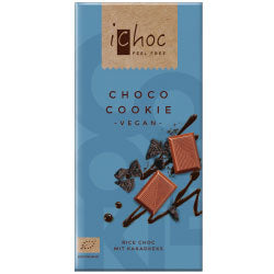 10% OFF Choco Cookie vegan 80g (order in singles or 10 for trade outer)