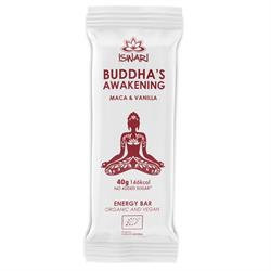 10% OFF Buddha Awakening Energy - Bar Maca Vanilla 40g (order 15 for retail outer)