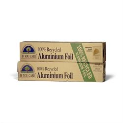 Recycled Alumium Foil 10m box (order in singles or 12 for trade outer)