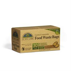Kitchen Caddy Bags (food waste bags) 30 bags (order in singles or 12 for trade outer)