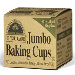 Jumbo Baking Cups 24 cups (order in singles or 24 for trade outer)