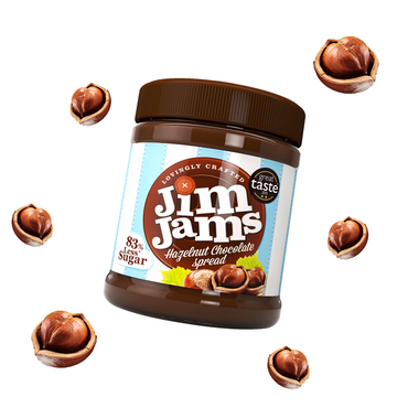 JimJams Chocolate Spread 350g / Hazelnut Chocolate