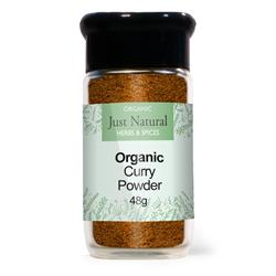 Curry Powder (Glass Jar) 48g