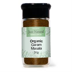 Garam Masala (Glass Jar) 38g