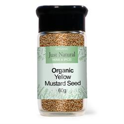 Mustard Seed Yellow (Glass Jar) 60g
