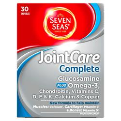 Jointcare Complete 30s (order in singles or 4 for trade outer)