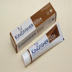 Baking Soda Mint Fluoride Free Toothpaste 100ml (order in singles or 12 for trade outer)