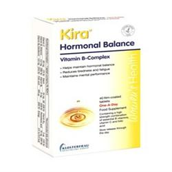 Kira Hormonal Balance 40 Tablets (order in singles or 5 for trade outer)