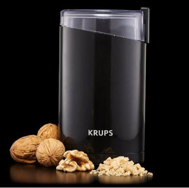 KRUPS Coffee & Spice Grinder | 75g | Unique Blade Design