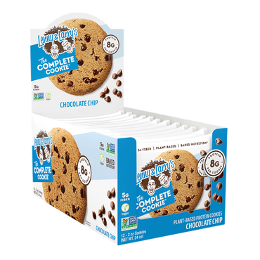 Lenny & Larry's Complete Cookie 12x56g / Chocolate Chip