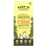 Training Treats with Cheese and Apple for Dogs 100g (order in singles or 12 for trade outer)