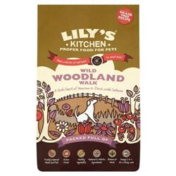Wild Woodland Walk Grain-Free Dry Food for Dogs 1kg (order in singles or 4 for trade outer)