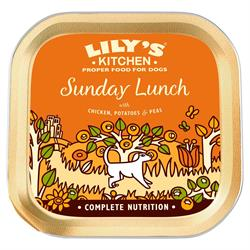 Sunday Lunch 150g Tray - Grain Free (order 10 for trade outer)