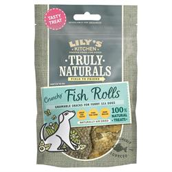Truly Naturals Fish Rolls 2 Pack (order in multiples of 3 or 12 for trade outer)