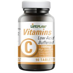 10% OFF Vitamin C (Buffered) 1000mg 90 tablets