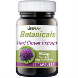 10% OFF Red Clover Extract 30 caps