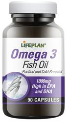 10% OFF Omega 3 Concentrated Fish Oils 90 caps