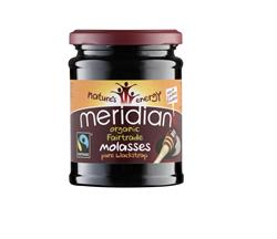 Organic Fairtrade Blackstrap Molasses - 350g