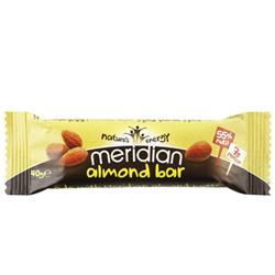 Almond Bar 40g (order 18 for retail outer)