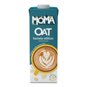 MOMA Foods Oat Drink 6x1 Litre / Barista