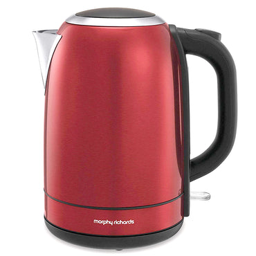 MORPHY RICHARDS 3kW  | 1.7L Equip Jug Kettle | Red